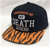 Mishka Property Of Black & Orange Snapback