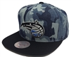 Mitchell & Ness Camouflage Denim Orlando Magic Snapback