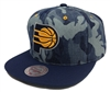 Mitchell & Ness Camouflage Denim Indiana Pacers Snapback