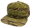 Mitchell & Ness Tiger Stripe Camo Gradiant Chicago Bulls Snapback