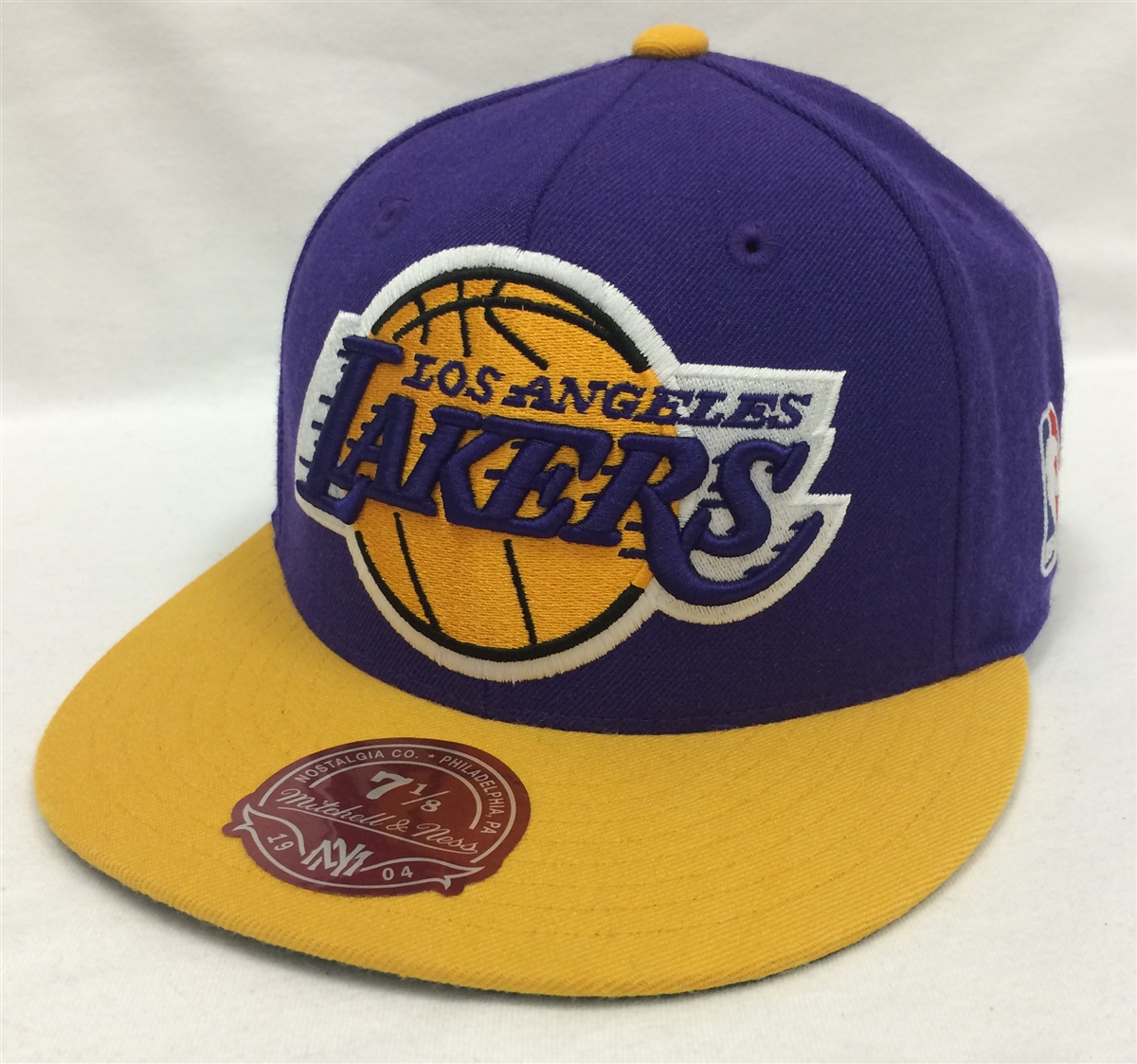 hat Vintage lakers