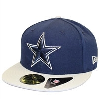 32feb6ce2ee ... New Era 59Fifty Dallas Cowboys 5-Times Super Bowl Championship  Navy Gray Fitted Hat