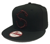New Era 9Fifty FCS Frank's Chop Shop & SSUR Serpent Black Snapback