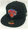 New Era 59Fifty Playoffs New York Knicks Black Fitted Cap