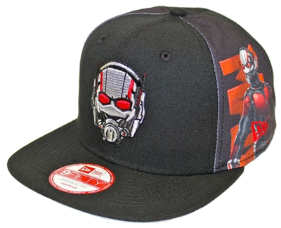 New Era 9Fifty Original Fit Side Sub Ant-Man Black Snapback
