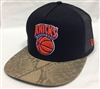 New Era 9Fifty Snaketruck New York Knicks Black Trucker Strapback