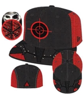 New Era 59Fifty Suicide Squad DeadShot Character Face Fitted Cap