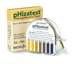 pHizatest Vaginal pH Test Paper, 4.5 to 7.5 pH