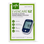 EvenCare Glucose Meter and Controls