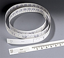 Tape Measure-Adult Paper
