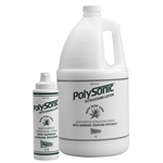 Polysonic Ultrasound Lotion with Aloe, 1 gallon
