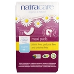 Natracare Natural Pads - Super Pads 12/Box