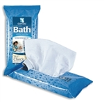 Comfort Bath Washcloth, 8 X 8 Inch
