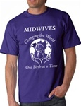 Midwives T-Shirt, 100% Cotton