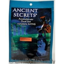 Ancient Secrets Dead Sea Bath Salts, 4 oz