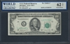 U.S. Federal Reserve, Fr. 2160-L*, Replacement Note, 100 Dollars, Series 1950 C Signatures: Smith/Dillon 62 TOP Uncirculated
