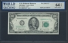 U.S. Federal Reserve, Fr. 2161-G*, Replacement Note, 100 Dollars, Series 1950 D Signatures: Granahan/Dillon 64 TOP UNC Choice