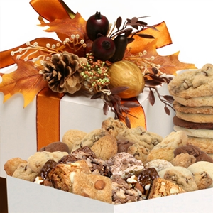 Fabulous Dual Delights Cookie & Brownie Gift Box