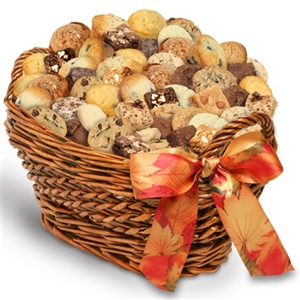 Classic Cookie, Brownie & Muffin Gift Basket