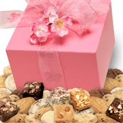 Blissful Butterfly Sweet Selection Cookie & Brownie Gift Box