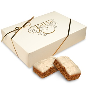 Fit & Flavorful Fat Free Carrot Cake Gift Box