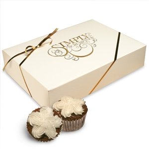 Fit & Flavorful Fat Free Cupcake Gift Box