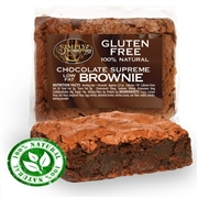Gluten Free Chocolate Supreme Brownie