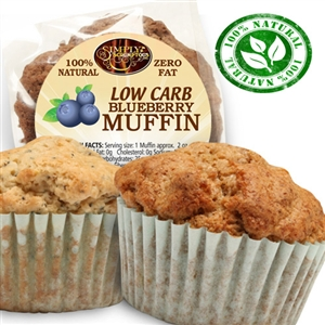 Fit & Flavorful Low Carb Fat Free Muffins