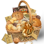 Morning Muffin Gift Basket