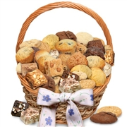 Dozens of Delights Muffin, Brownie & Cookie Basket