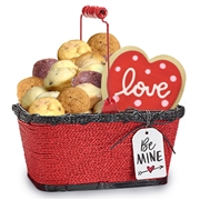 For The Love Of Muffins Basket