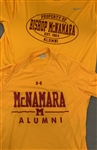 Alumni Dri Fit Gold T Shirt