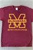 Big M Swim T Shirt