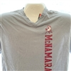Under Armour V Neck Gray T Shirt