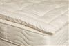 "OrganicPedic 1.5"" Wooly Pillow Top"