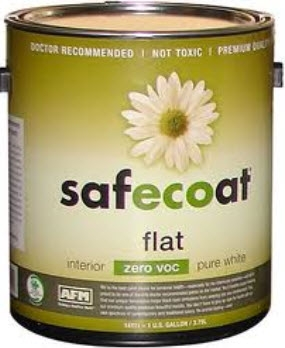 AFM Safecoat Zero VOC Flat Accent Paint