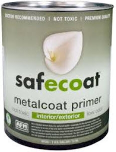 AFM Safecoat MetalCoat Metal Primer
