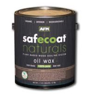 AFM Safecoat Naturals Naturals Oil Wax Finish