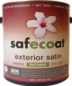 AFM Safecoat All Purpose Exterior Satin