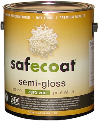 AFM Safecoat Zero VOC Semi Gloss Paint