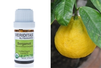 Veriditas By Pranarom Bergamot Organic Essential Oil 5ml