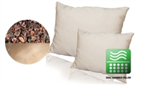 Sachi Organics Dual Chamber Travel Pillow