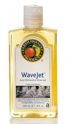 Earth Friendly Wavejet Rinse Aid 8 oz