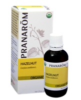 Veriditas By Pranarom Hazelnut Organic Virgin Plant Oil 2oz