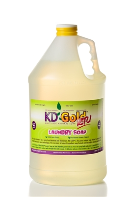 KD Gold Laundry Soap Ready To Use  1 gal