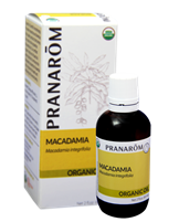 Veriditas By Pranarom  Macadamia Organic Virgin Plant Oil 2oz