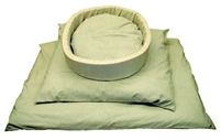 OrganicPedic Certified Organic Cotton Pet Bed