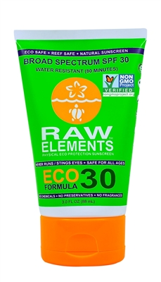 Raw Elements ECO FORMULA 30+