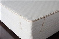 Savvy Rest Natural Wool Mattress Pad
