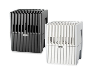 Venta LW25 White or Black Medium Room Air Purifier